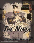 The Ninja - A Dungeon World Playbook