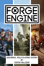Forge Engine - Universal Role-Playing System
