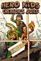 Hero Kids Creator's Guild - Adventure Bundle [BUNDLE]