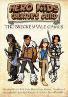 Hero Kids - Fantasy Premium Adventure - The Brecken Vale Games