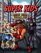 Super Kids - Translation Pack: Supervillains, Henchmen, and Minions Cards