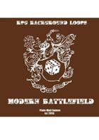 Pro RPG Audio: Modern Battlefield