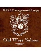 Pro RPG Audio: Old West Saloon