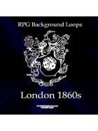 Pro RPG Audio: London 1860's
