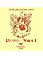 Pro RPG Audio: Dungeon Realm 1
