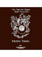 Pro RPG Audio: Fantasy Tavern