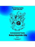 Pro RPG Audio: Rainy Futuristic City