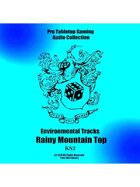 Pro RPG Audio: Rainy Mountaintop