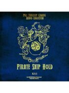 Pro RPG Audio: Pirate Ship Hold