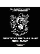 Pro RPG Audio: Nighttime Military Base: High Alert