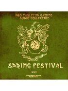 Pro RPG Audio: Spring Festival