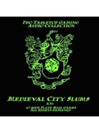 Pro RPG Audio: Medieval City Slums