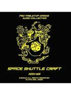 Pro RPG Audio: Space Shuttle Craft