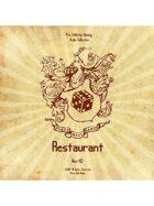 Pro RPG Audio: Restaurant