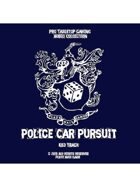 Pro RPG Audio: Police Car Pursuit