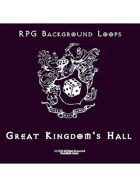 Pro RPG Audio: Great Kingdom's Hall