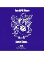 Pro RPG Audio: Busy Mall