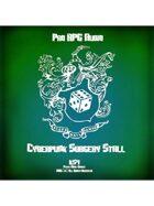 Pro RPG Audio: Cyberpunk Surgery Stall