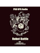 Pro RPG Audio: Robot Battle