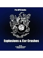 Pro Tabletop Gaming Audio: Explosions & Car Crashes