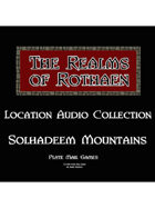 Rothaen Audio Collection: Solhadeem Mountains