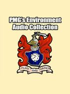 PMG's Environment Audio Collection [BUNDLE]