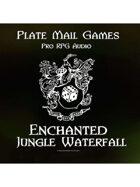 Pro RPG Audio: Enchanted Jungle Waterfall