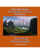 Numenera Audio Collection: Guran City