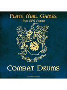 Pro RPG Audio: Combat Drums