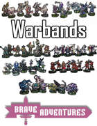 Brave Adventures Warbands Bundle [BUNDLE]