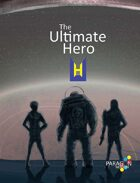 The Ultimate Hero Play test Edition July 2015