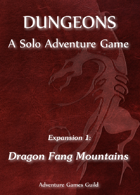 Dungeons Expansion: Dragon Fang Mountains