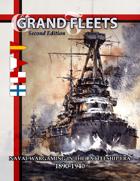 Grand Fleets Second Edition