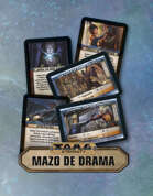 Torg Eternity - Mazo de Drama (cartas)