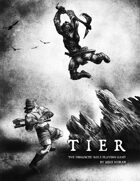 TIER: The Enhanced Role Playing Game 3rd Edition