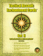 Tactical Assault: Enchantment Cards™ Card Pack Set II - TAGEC002