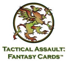 Tactical Assault: Fantasy Cards
