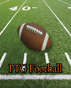 PTG Football Print Action Deck