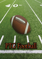 PTG Football Core Game Charts Print
