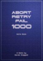 Abort Retry Fail 1000