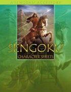 Sengoku Character Sheets