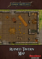 Map - Ruined Tavern
