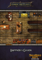 Map - Haffner's Goods