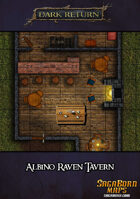 Map - Albino Raven Tavern