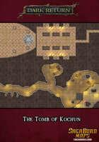 Map - Dungeon - The Tomb of Kochun
