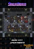 Map - Cyberpunk - Apartments