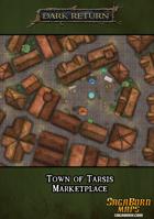Map - City of Tarsis - Marketplace