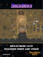 Map - Cyberpunk - The brAss bEnd Cafe