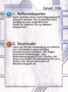 1. Reflexteleporter - Custom Card