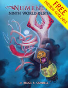 Ninth World Bestiary 2 FREE PREVIEW